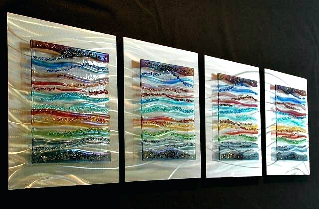 Stained Glass Wall Decor Wall Art Decor Awesome Contemporary Glass In Stained Glass Wall Art (View 9 of 25)