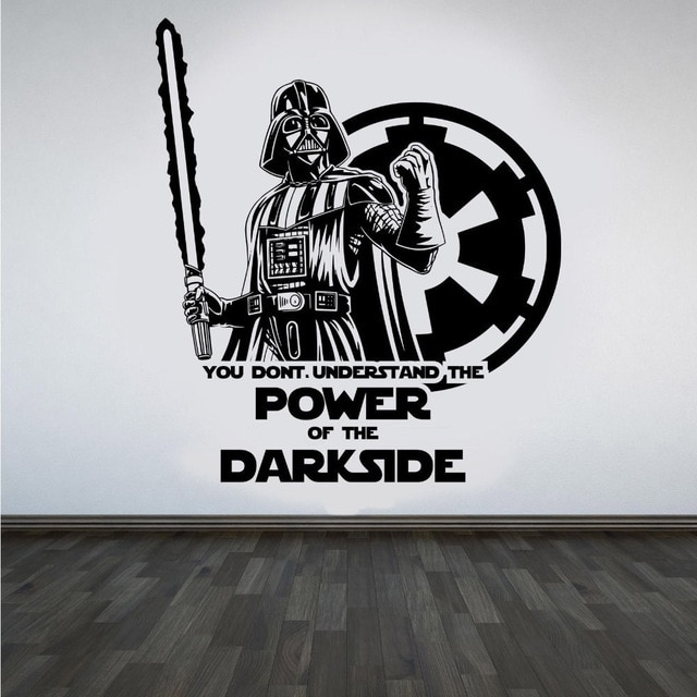 Featured Photo of Darth Vader Wall Art