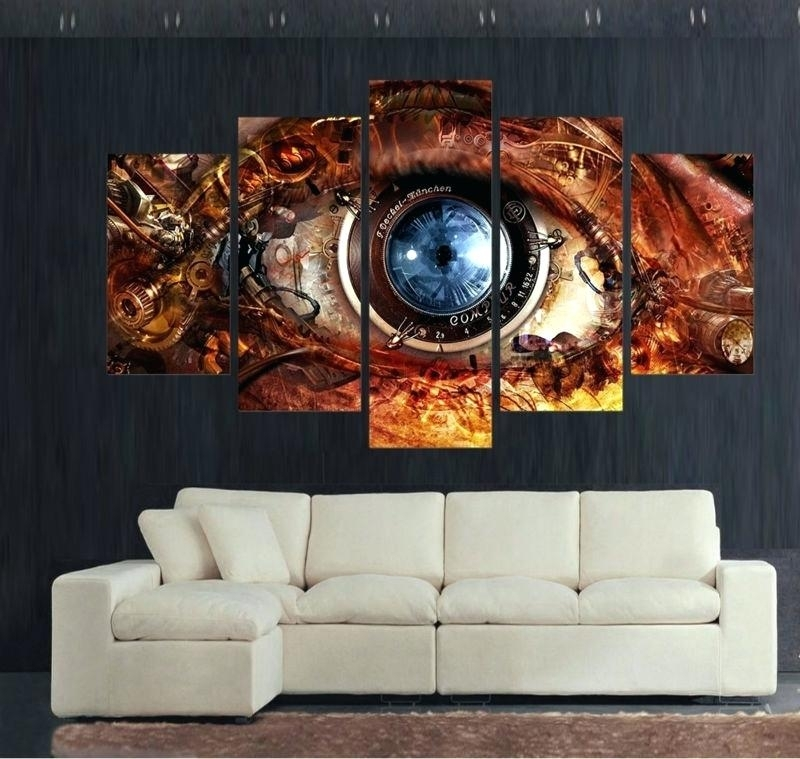 Steampunk Wall Art Airship Gear Tree – Bothands With Regard To Steampunk Wall Art (View 11 of 25)