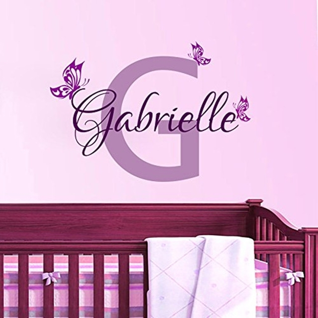 Stunning Ideas Name Wall Art – Ishlepark Pertaining To Name Wall Art (View 15 of 25)
