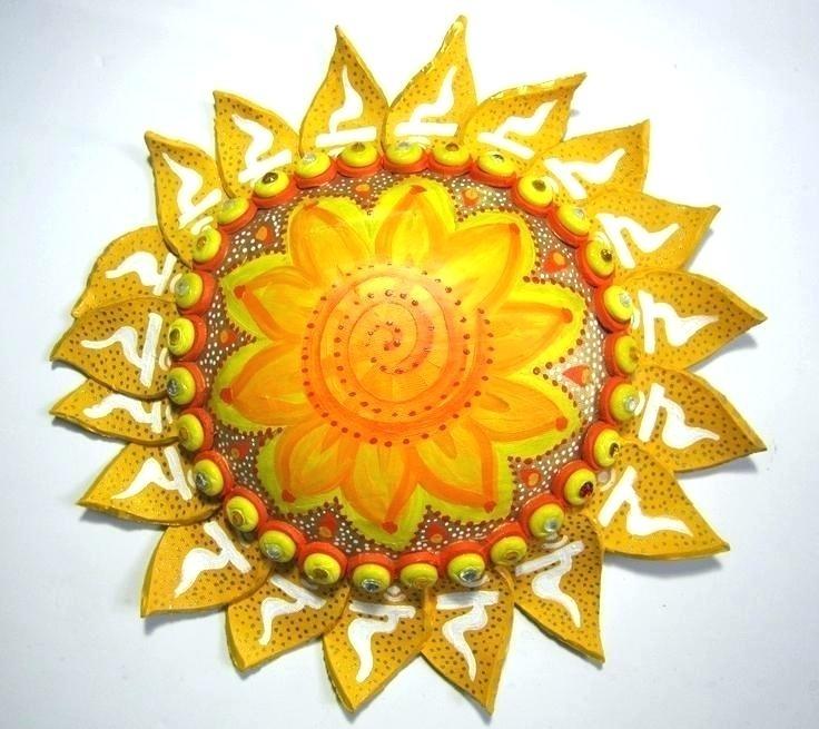 Sunflower Wall Art Sunflower Wall Decor Sunflower Wall Art Decor With Sunflower Wall Art (Image 21 of 25)