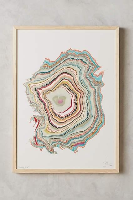 Super Cool Ideas Anthropologie Wall Art Best Interior Wood Rings With Anthropologie Wall Art (View 8 of 20)