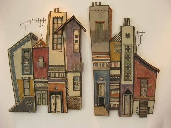 Superb Ceramic Wall Art To Keep You Fascinated – Bored Art With Ceramic Wall Art (Image 22 of 25)