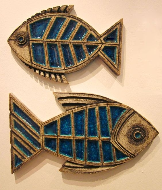 Superb Ceramic Wall Art To Keep You Fascinated – Bored Art With Ceramic Wall Art (Image 21 of 25)