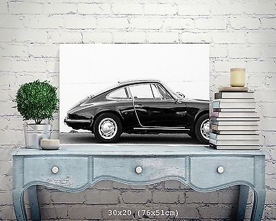 Superb Classic Porsche Sports Car Canvas #142 Wooden Canvas Wall Art Inside Car Canvas Wall Art (View 24 of 25)