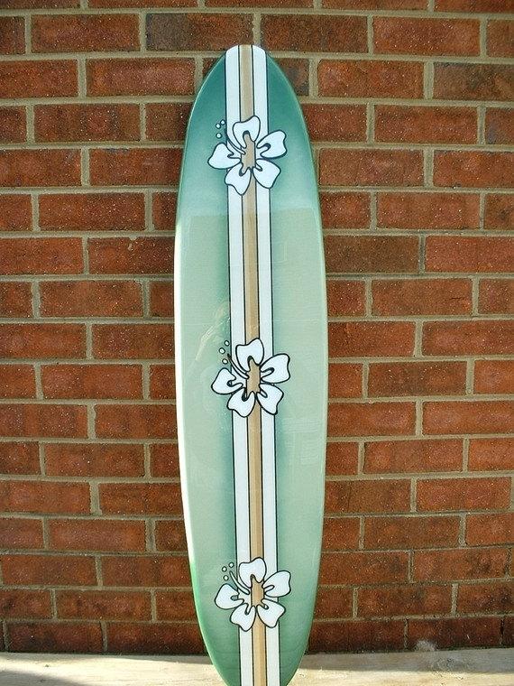 Surfboard Wall Art Fresh Surfboard Wall Decoration – Wall Decoration For Surfboard Wall Art (Image 15 of 25)