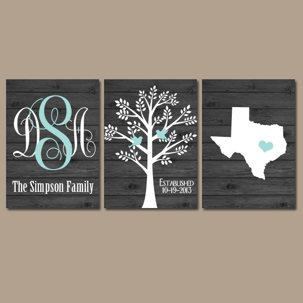 Surprising Inspiration Personalized Wood Wall Art – Ishlepark Within Personalized Wood Wall Art (View 3 of 25)