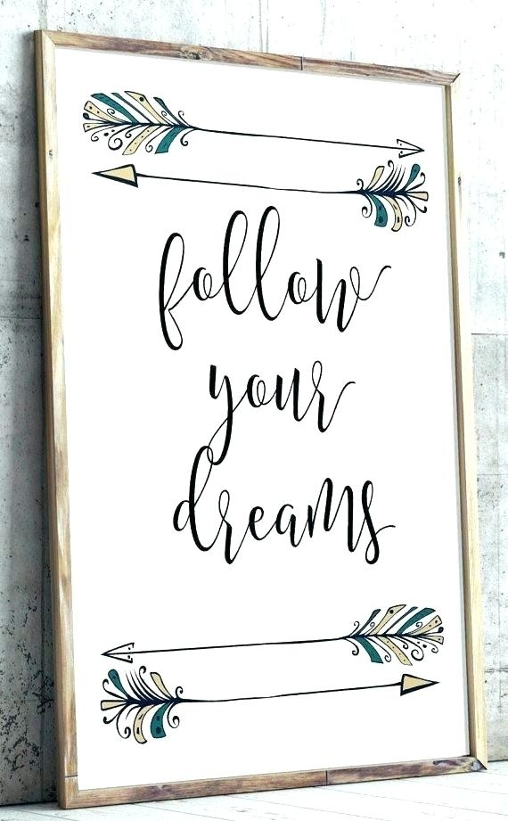 Teen Wall Art – Fashionnorm (Image 13 of 25)