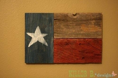 Texas Wall Art Metal Stylish And Peaceful Wall Art Or Fashionable Throughout Texas Wall Art (View 17 of 25)