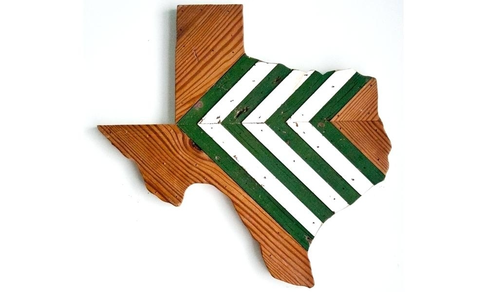 Texas Wall Art Texas Flag Wooden Wall Art – Secretpic (Image 18 of 25)