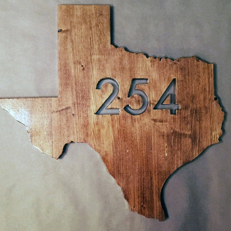Texas Wall Art – Y'all Need Texas With Texas Wall Art (Image 15 of 25)