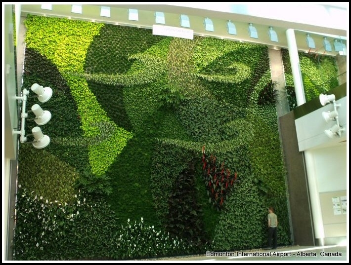 The Art Of Living Walls Around The World In Living Wall Art (View 3 of 25)