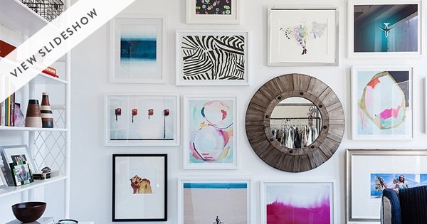 The Best Sites For Buying Cheap Art | Home | Purewow Throughout Affordable Wall Art (Image 21 of 25)