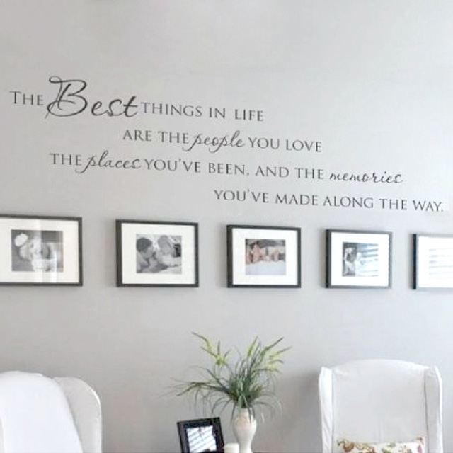Featured Photo of Vinyl Wall Art