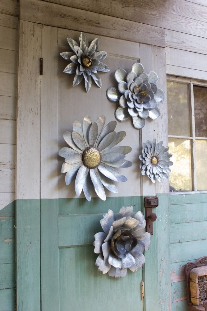 Featured Image of Tin Wall Art