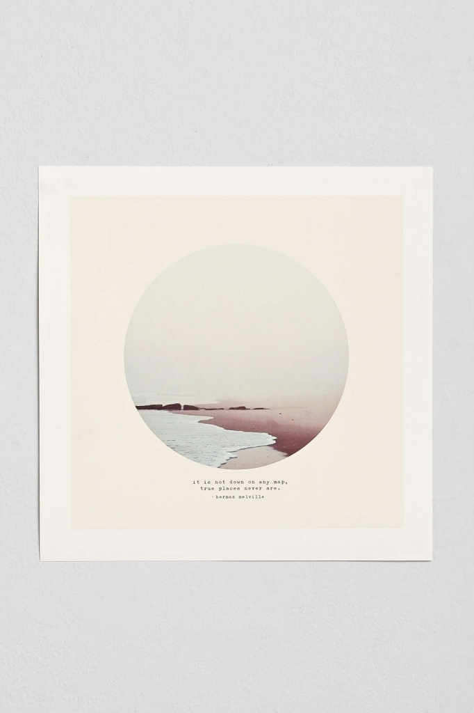Tina Crespo Maps Art Print Urban Outfitters For Sunridge Pertaining Intended For Urban Outfitters Wall Art (Image 13 of 25)