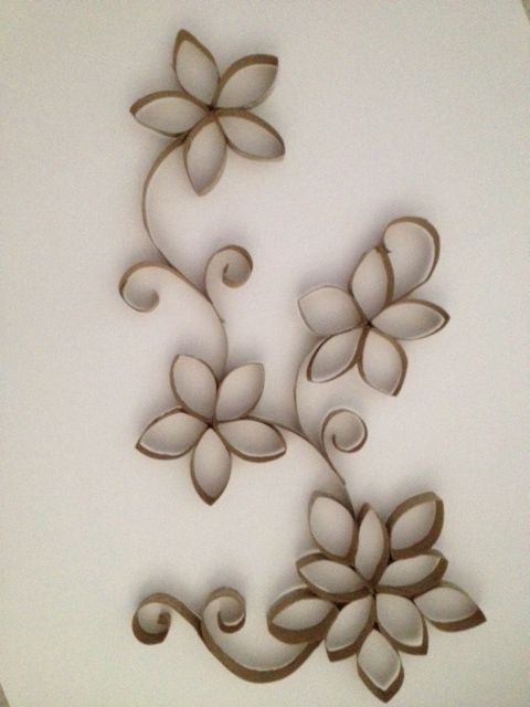 Toilet Paper Roll Wall Art | Tp Wall Art | Pinterest | Paper Roll Intended For Toilet Paper Roll Wall Art (View 3 of 25)