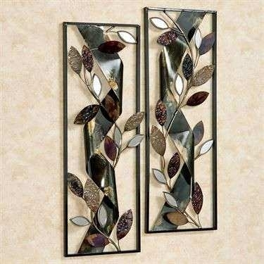 Touch Of Class Metal Wall Art Fresh Natural Elements Wall Art | Wall With Touch Of Class Wall Art (View 4 of 25)