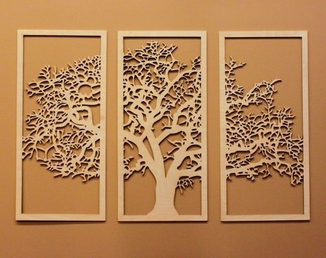 Tree Of Life Wall Art | Pinterest | Office Walls, Wooden Walls And Throughout Tree Of Life Wall Art (Image 8 of 10)