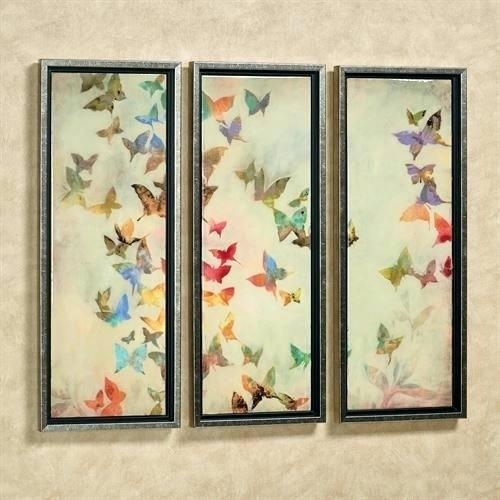Triptych Wall Art Modern – Chastaintavern (Image 23 of 25)