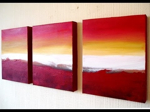 Triptych Wall Art #triptych Wall Art Australia – Youtube Inside Triptych Wall Art (View 20 of 25)