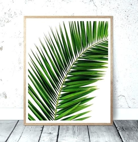 Tropical Wall Art Floral Metal – Theasetheticsurgeon For Tropical Wall Art (Image 14 of 20)
