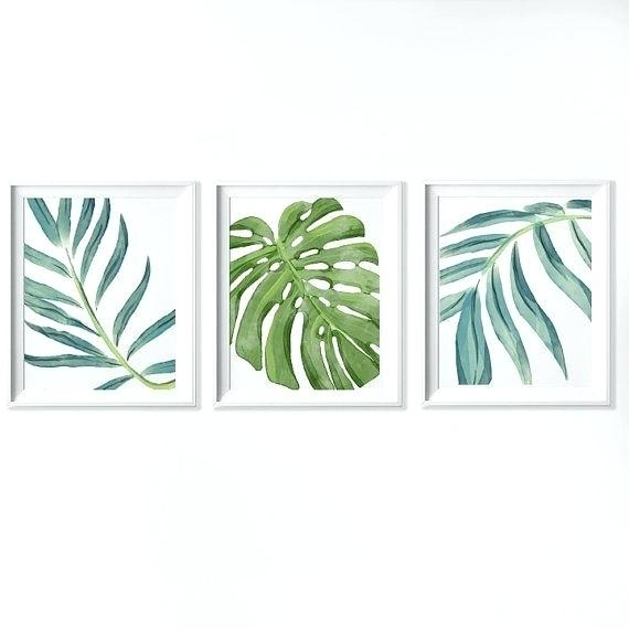 Tropical Wall Art Paint Floral Metal – Theasetheticsurgeon Inside Tropical Wall Art (Image 15 of 20)