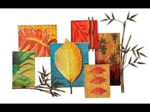 Tropical Wall Art~Tropical Bathroom Wall Art – Youtube For Tropical Wall Art (Image 16 of 20)