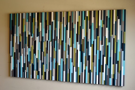 Turquoise Wall Art – Fallow With Turquoise Wall Art (Image 13 of 20)