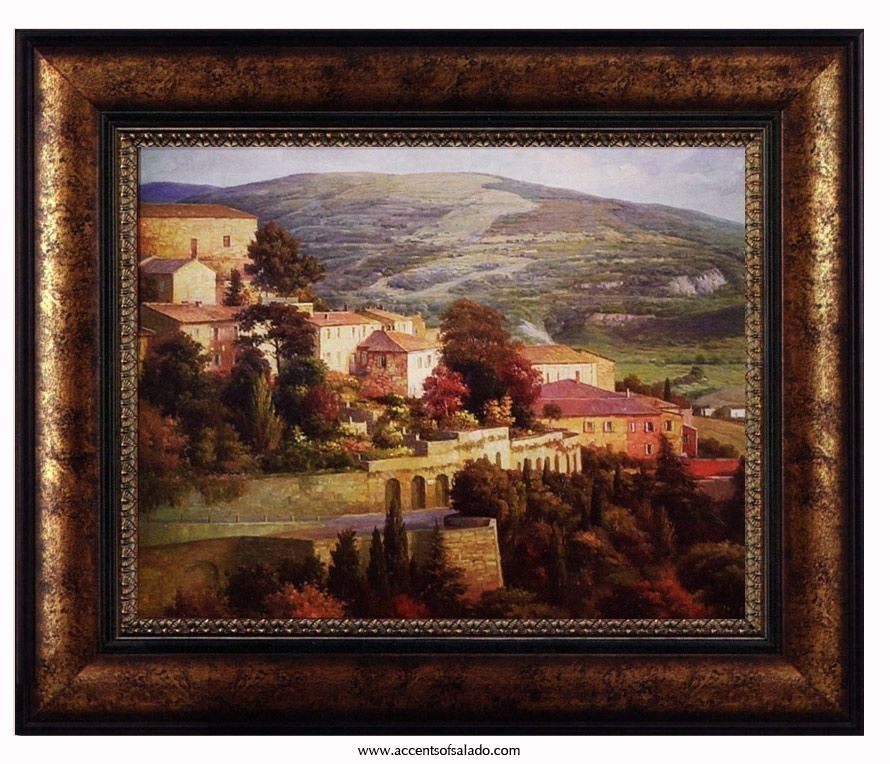 Featured Image of Tuscan Wall Art