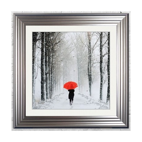 Umbrella Framed Wall Art - Urban Baroque with regard to Framed Wall Art