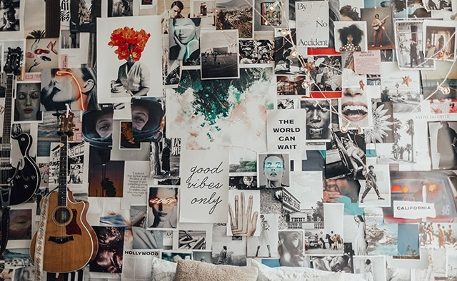 Uo Diy: Arranging Wall Art With Tessa Barton – Urban Outfitters – Blog Pertaining To Urban Outfitters Wall Art (View 15 of 25)