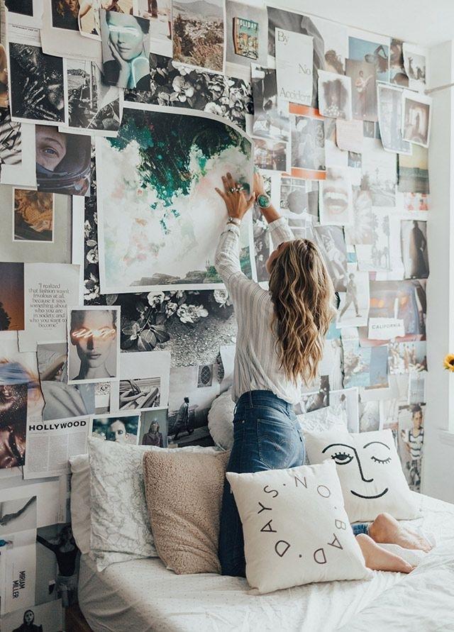 Uo Diy: Arranging Wall Art With Tessa Barton – Urban Outfitters Inside Urban Outfitters Wall Art (Image 16 of 25)