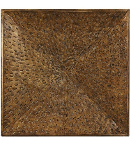 Uttermost 04170 Blaise Antique Bronze Wall Art Intended For Bronze Wall Art (Photo 3 of 25)