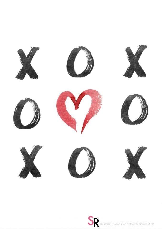 Valentine's Day Archives » Page 3 Of 11 » Share & Remember With Regard To Printable Wall Art (Image 20 of 20)