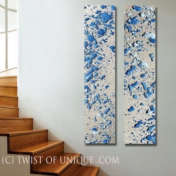 Vertical Metal Wall Decor Lovely Large Vertical Metal Wall Art Inside Vertical Metal Wall Art (Photo 5 of 25)