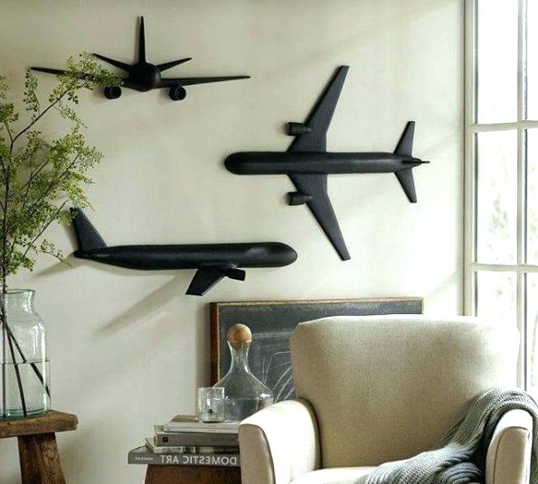 Vintage Airplane Wall Art – Choteauspice In Airplane Wall Art (Image 18 of 20)