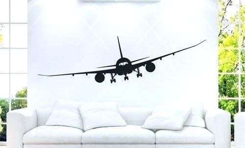 Vintage Airplane Wall Art – Choteauspice Within Airplane Wall Art (Photo 17 of 20)