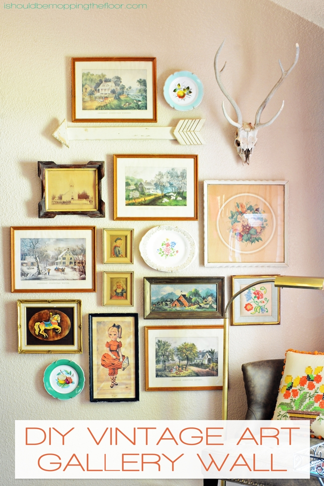 Vintage Wall Art | Site About Children With Regard To Vintage Wall Art (Photo 9 of 10)