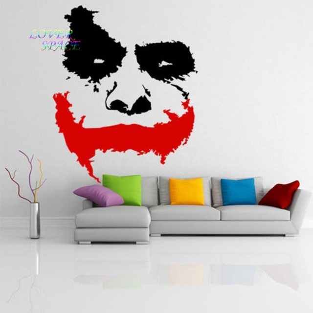 Featured Image of Joker Wall Art