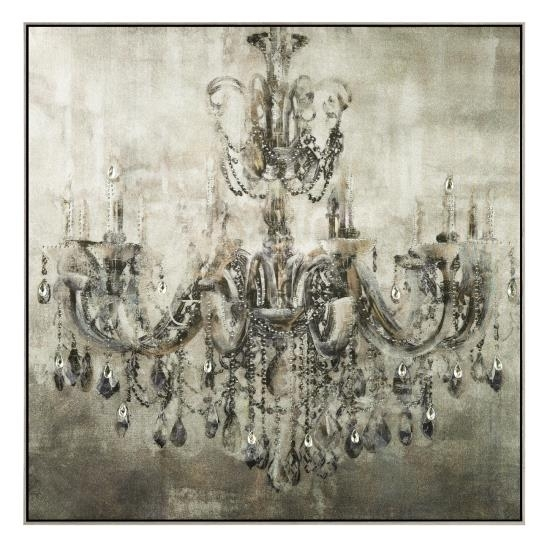 Wall Art Canvas Wall Paintings Oil Painting 961193 Accessories Falls For Chandelier Wall Art (Image 20 of 20)