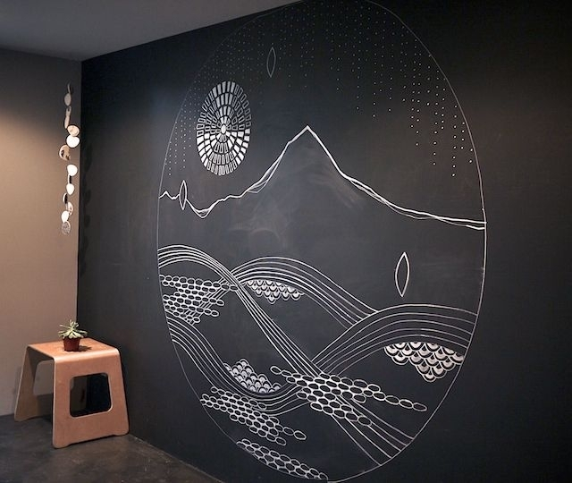 Featured Photo of Chalkboard Wall Art