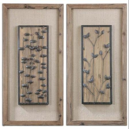 Wall Art Designs Metal And Wood Wall Art Wall Art Set Of Metal Intended For Wood And Metal Wall Art (Image 16 of 25)