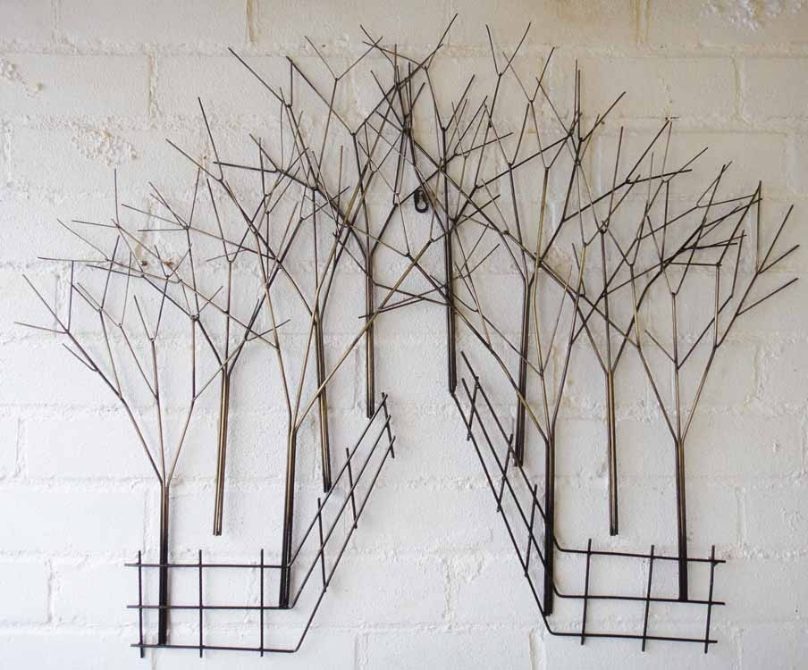 Wall Art Ideas For Metal Wall Art Trees (View 21 of 25)
