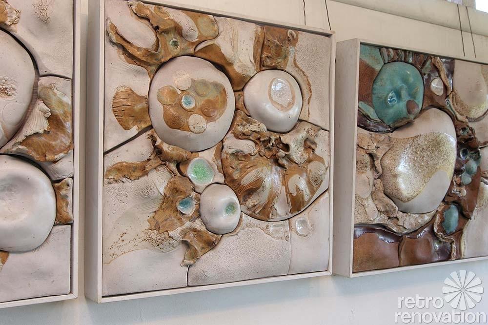 Wall Art Ideas Inside Ceramic Wall Art (Image 23 of 25)