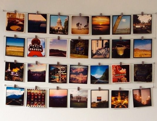 Wall Art Ideas Intended For Instagram Wall Art (Image 18 of 20)