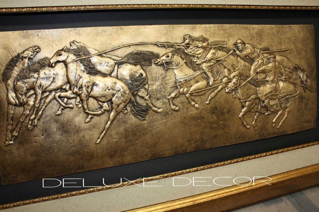 Wall Art Ideas Pertaining To Horses Wall Art (View 18 of 20)
