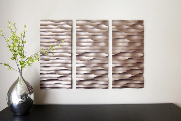 Wall Art Ideas With Wall Art Panels (Image 18 of 25)