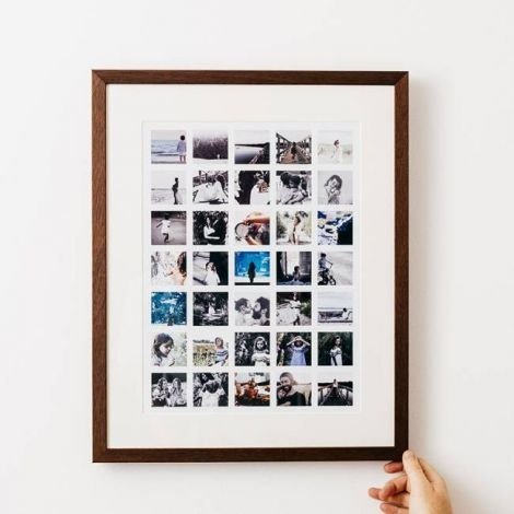 Wall Art Prints | Order Personalised Photo Wall Art From Inkifi With Regard To Instagram Wall Art (Image 19 of 20)