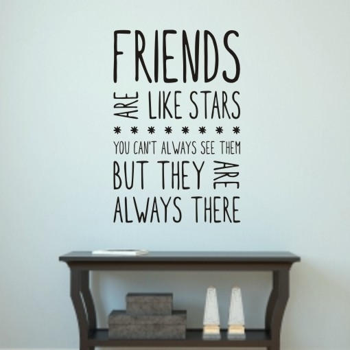 Wall Art Quotes – 6 – In Decors Within Quote Wall Art (Image 22 of 25)